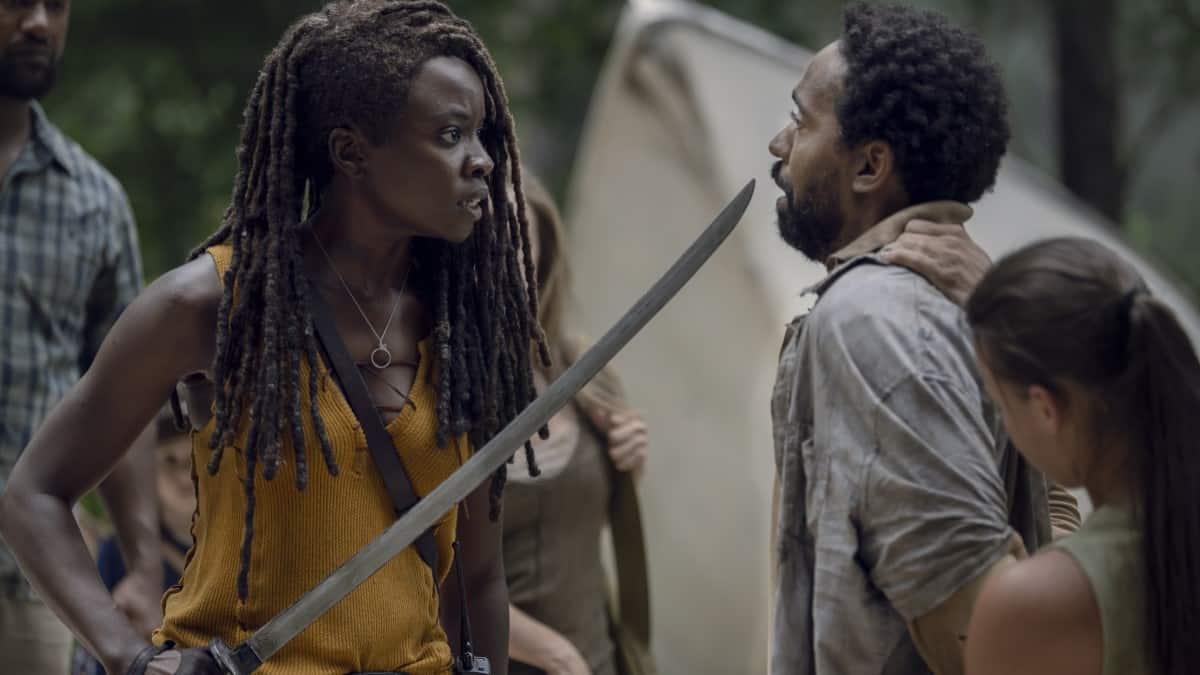 Michonne Episode 8