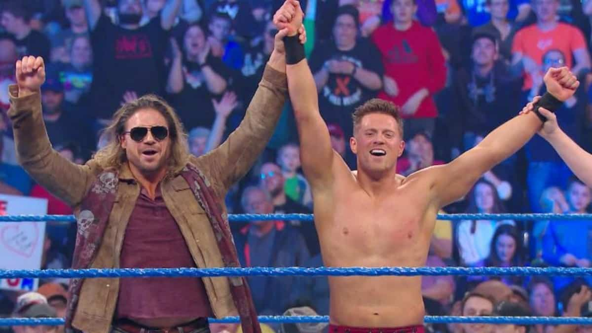 Why did John Morrison leave WWE: The Shaman of Sexy is back of SmackDown