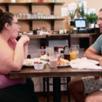 Whitney Way Thore and Chase Severino on My Big Fat Fabulous Life.