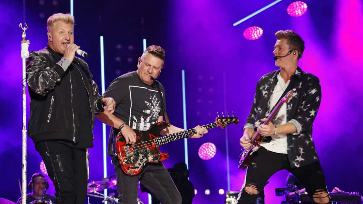 Rascal Flatts is going on a farewell tour.