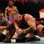 Who is Riddick Moss in WWE: Mojo Rawley introduces his new 'offensive lineman'
