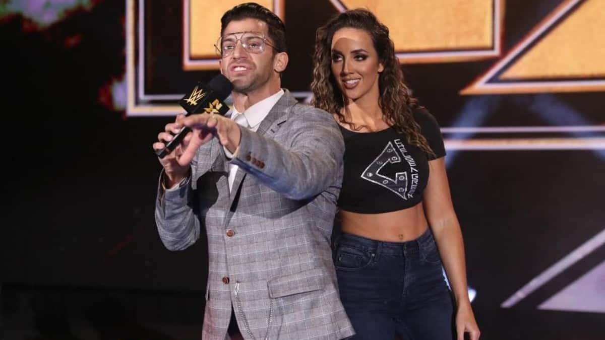 Who is Robert Stone from WWE NXT
