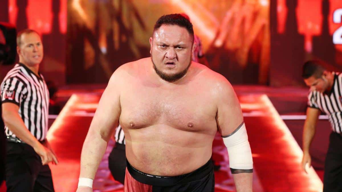 Samoa Joe injury update: WWE star legitimately injured on Monday Night Raw