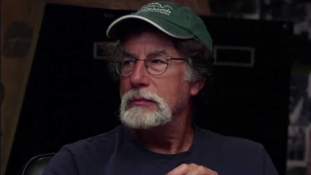 Rick Lagina looking thoughtful