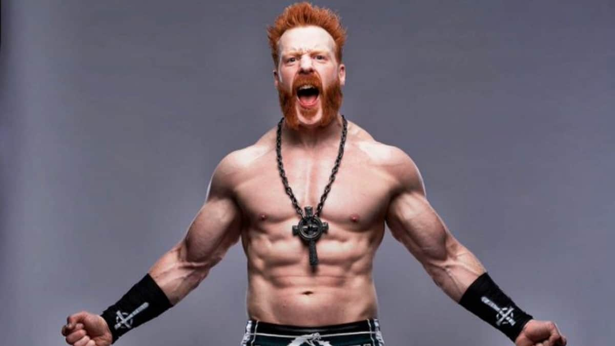 Sheamus makes his big WWE return on SmackDown on Fox