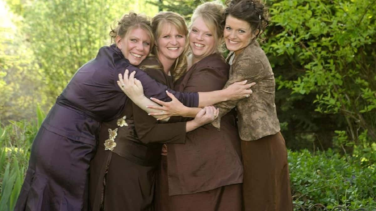 Sister Wives on TLC's hit show