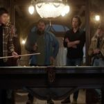 Sam and Dean take on Fortune on Supernatural season 15 episode 11. Pic Credit: The CW