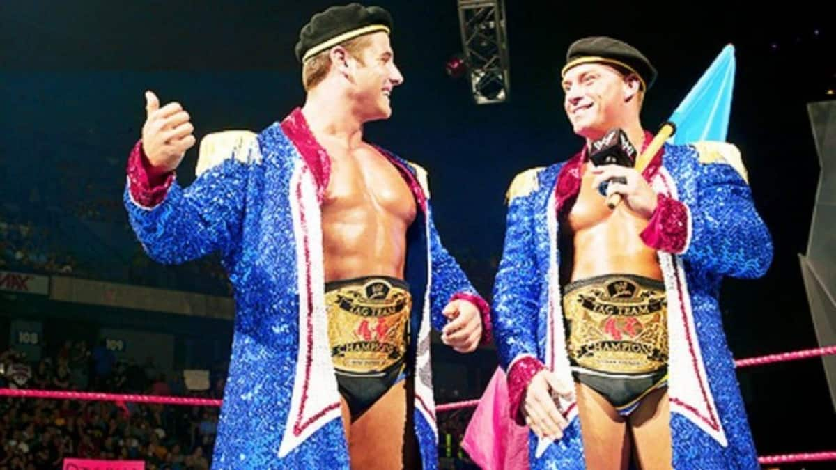 Sylvain Grenier returning to WWE: What is former stars new role in company?