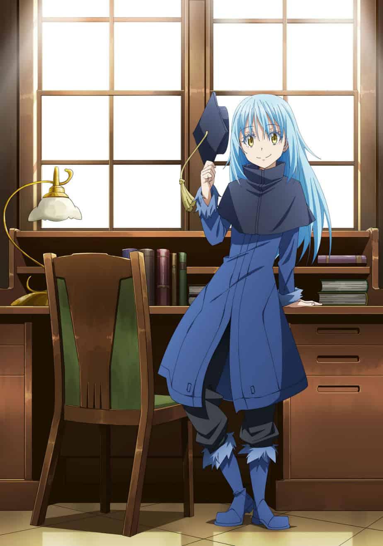 That Time I Got Reincarnated As A Slime OVA 3 Anime Key Visual