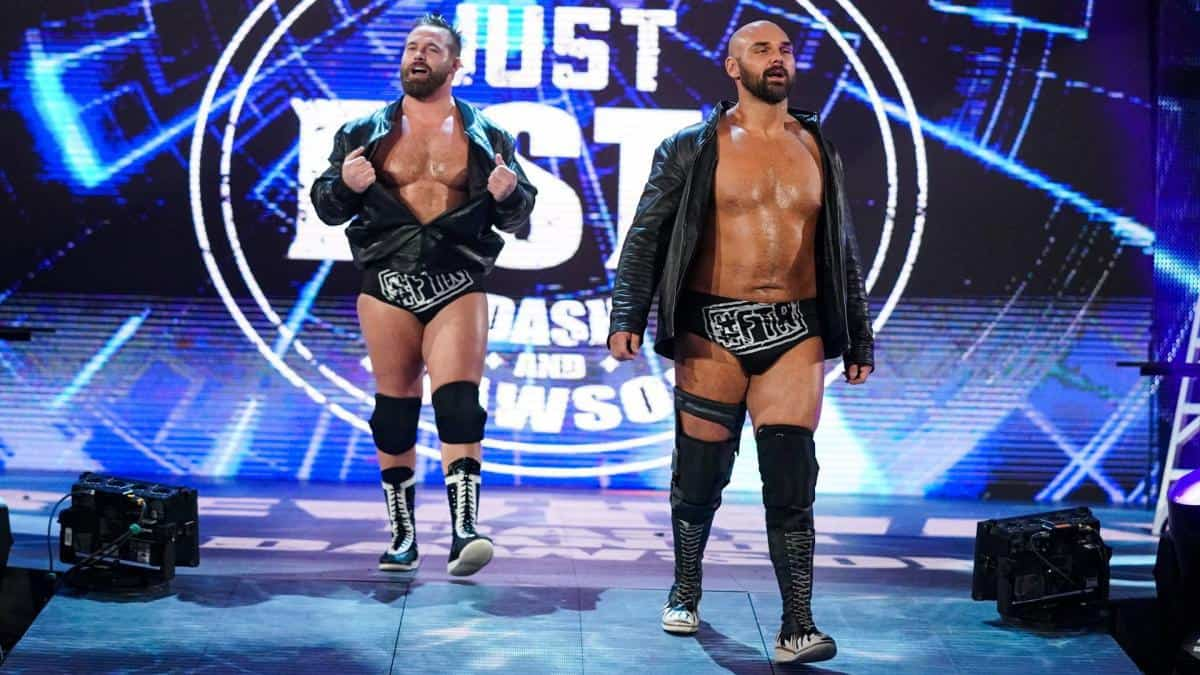 The Revival ask for WWE release again, reject big-money contracts to stay