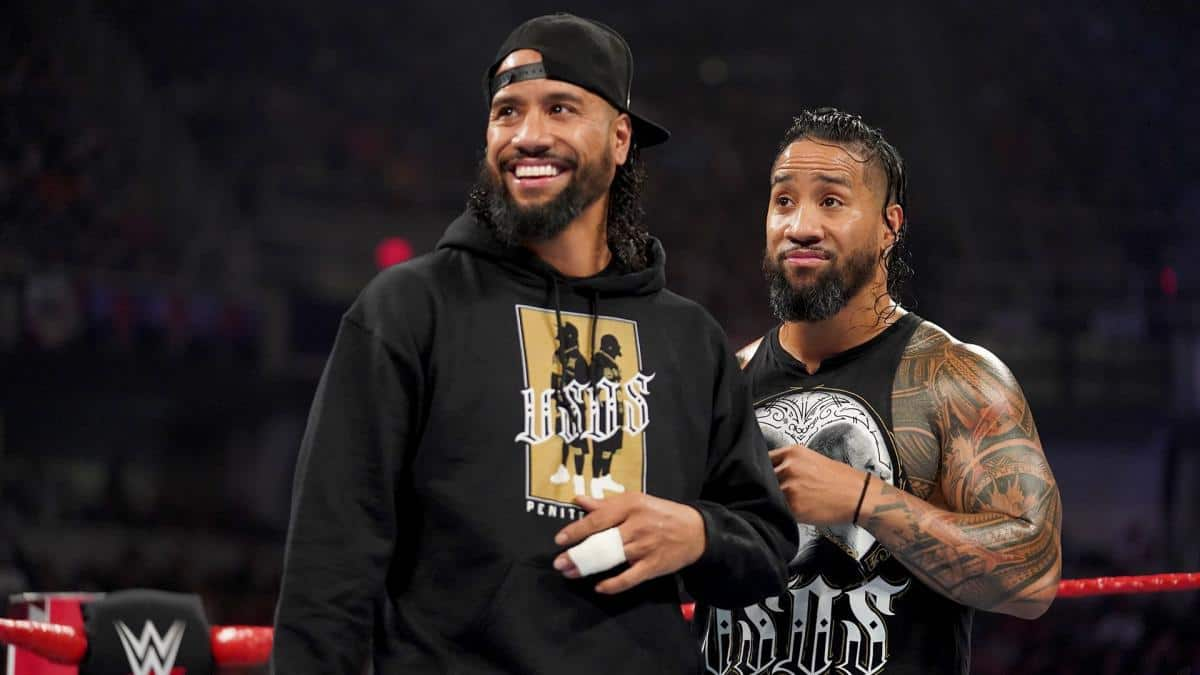 The Usos make their WWE return on SmackDown on Fox