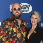 Chris Sullivan and his wife Rachel Reichard are having a baby.