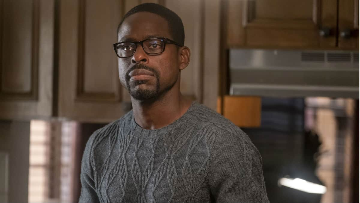 Sterling K. Brown weighs in on Randall's anxiety on This Is Us.