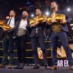 WWE NXT hands out their 2019 year end awards
