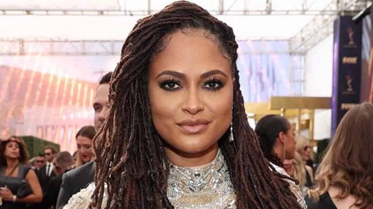 Ava DuVernay at the Critics' Choice Awards has a new Netflix docuseries. Pic credit: CCA/Joey Berlin Prod.