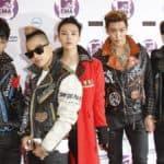 BIGBANG on the red carpet