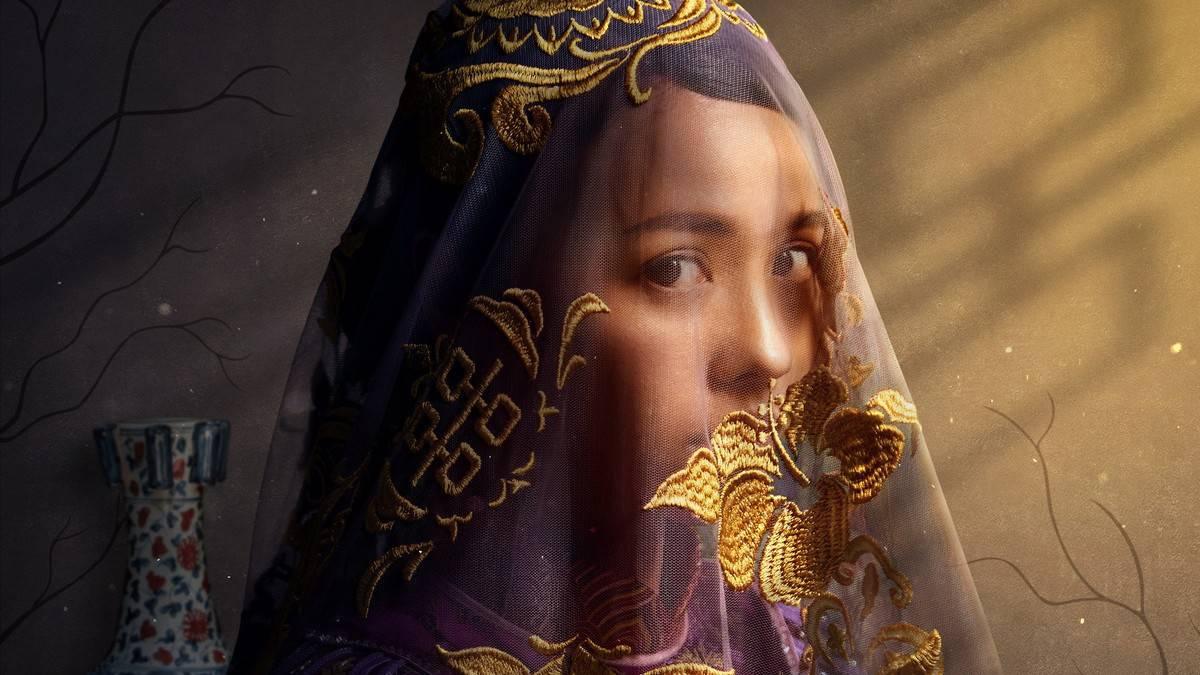 Huang Pei-Jia in Ghost Bride