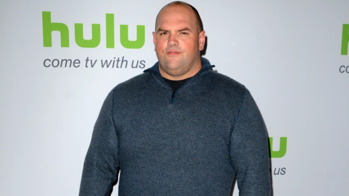 Ethan Suplee on the red carpet