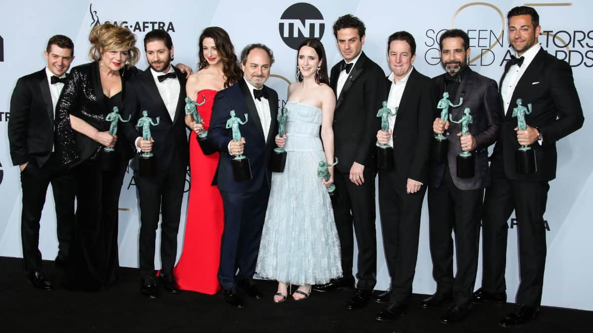 Who was Brian Tarantina: The Marvelous Mrs Maisel cast honors late actor at SAG Awards