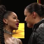 nxt stars bianca belair and shayna baszler have set a new royal rumble record