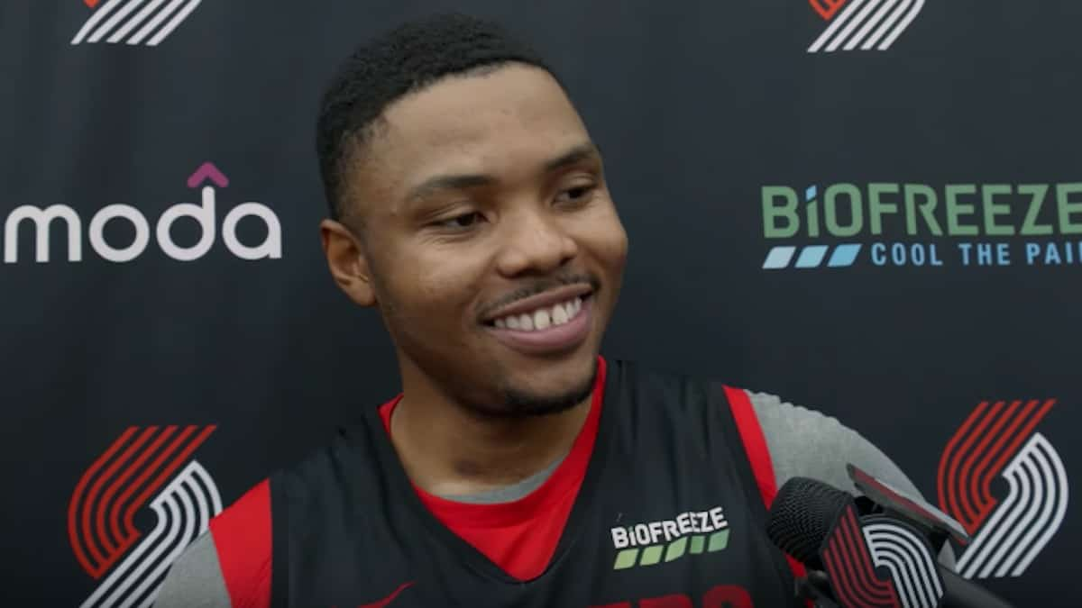 trail blazers make kent bazemore trade with sacramento kings