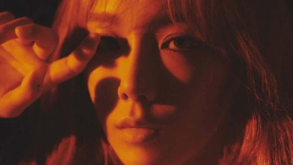 Taeyeon's promo picture for Purpose