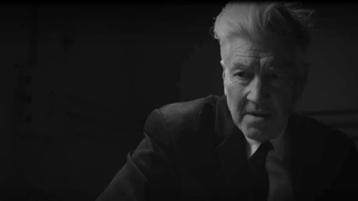 David Lynch as Detective from What Did Jack Do