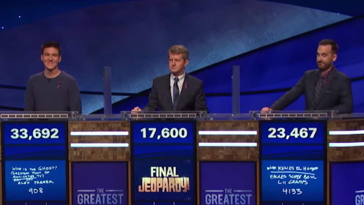 who won jeopardy the greatest of all time tonight day 4 results