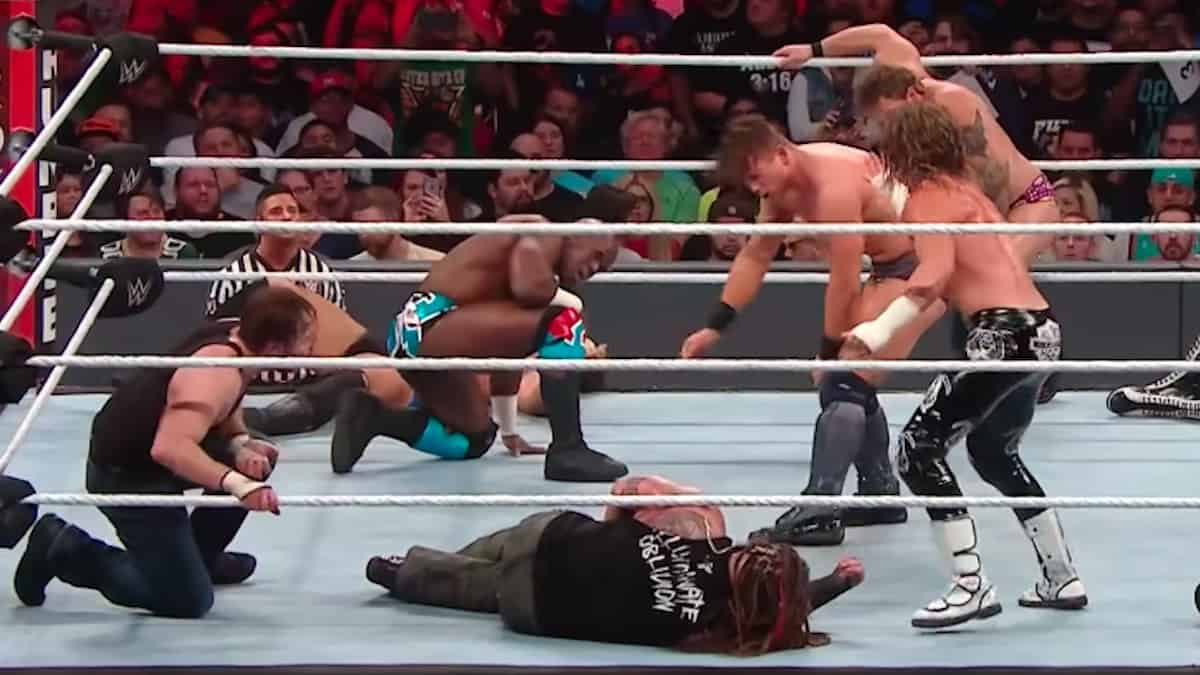 wwe royal rumble 2020 match could see two injured superstars return