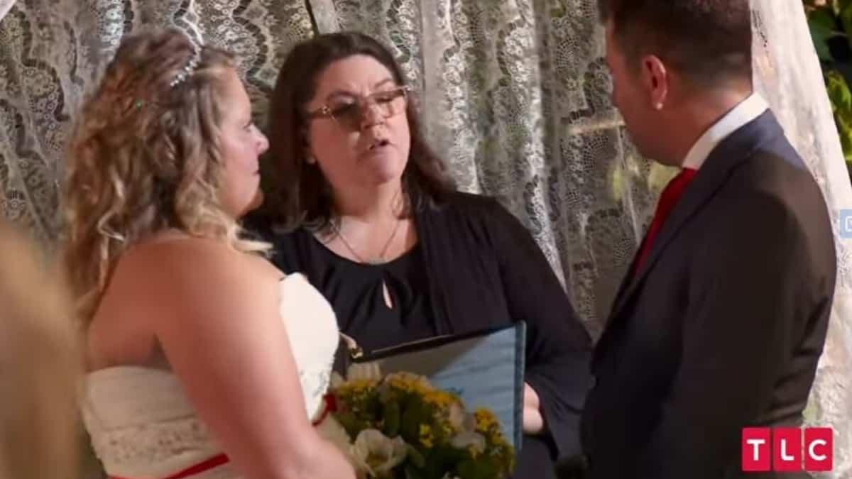 90 Day Fiance: Anna and Mursel's Wedding