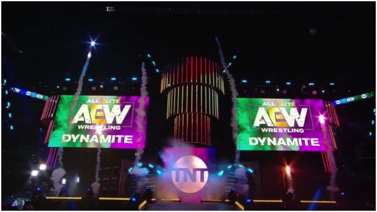 AEW spoilers: Former world champion arrives at arena before Dynamite tonight
