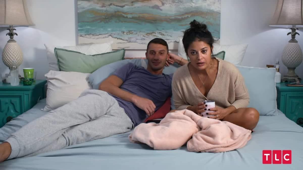 Alexei and Loren on 90 Day FIance Pillow Talk