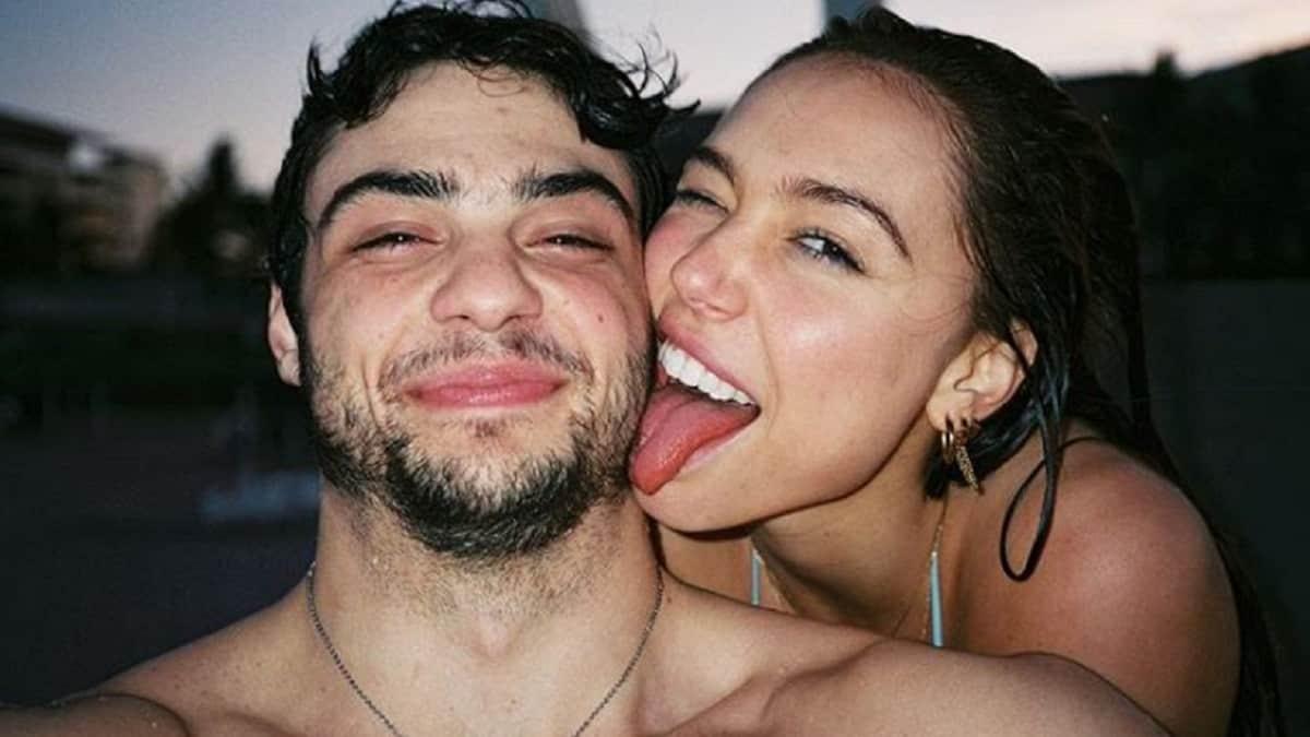 Alexis Ren and boyfriend Noah Centineo