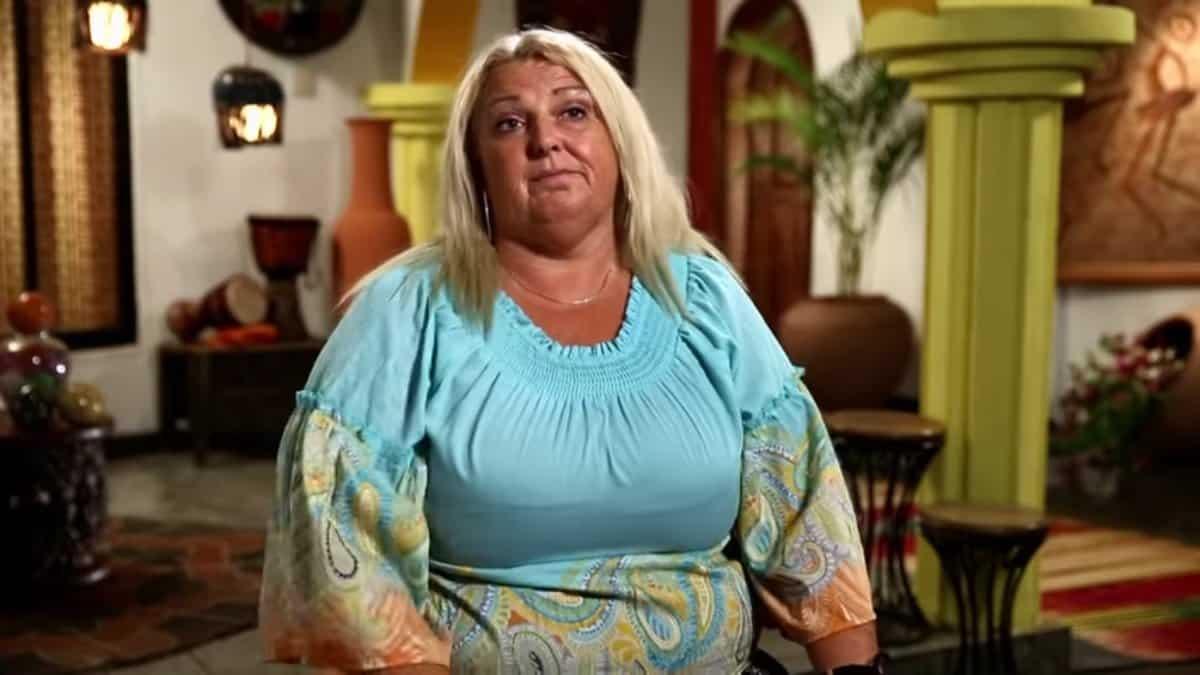 Angela Deem's mom has died