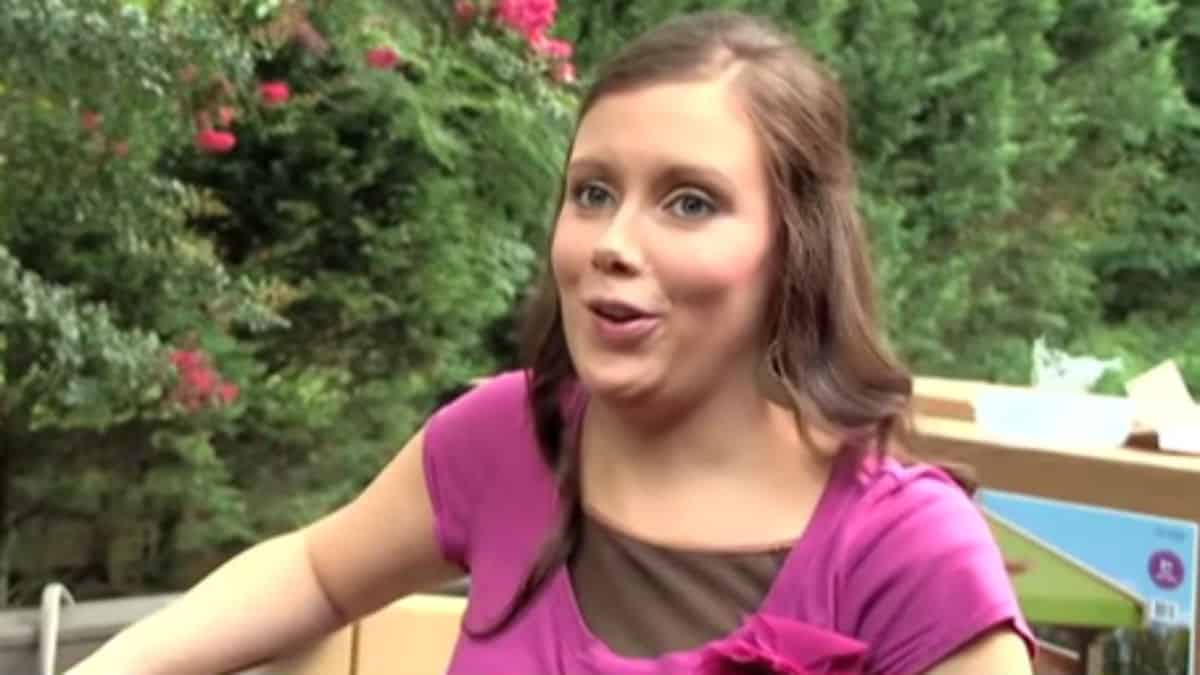 Anna Duggar on 19 Kids and Counting.