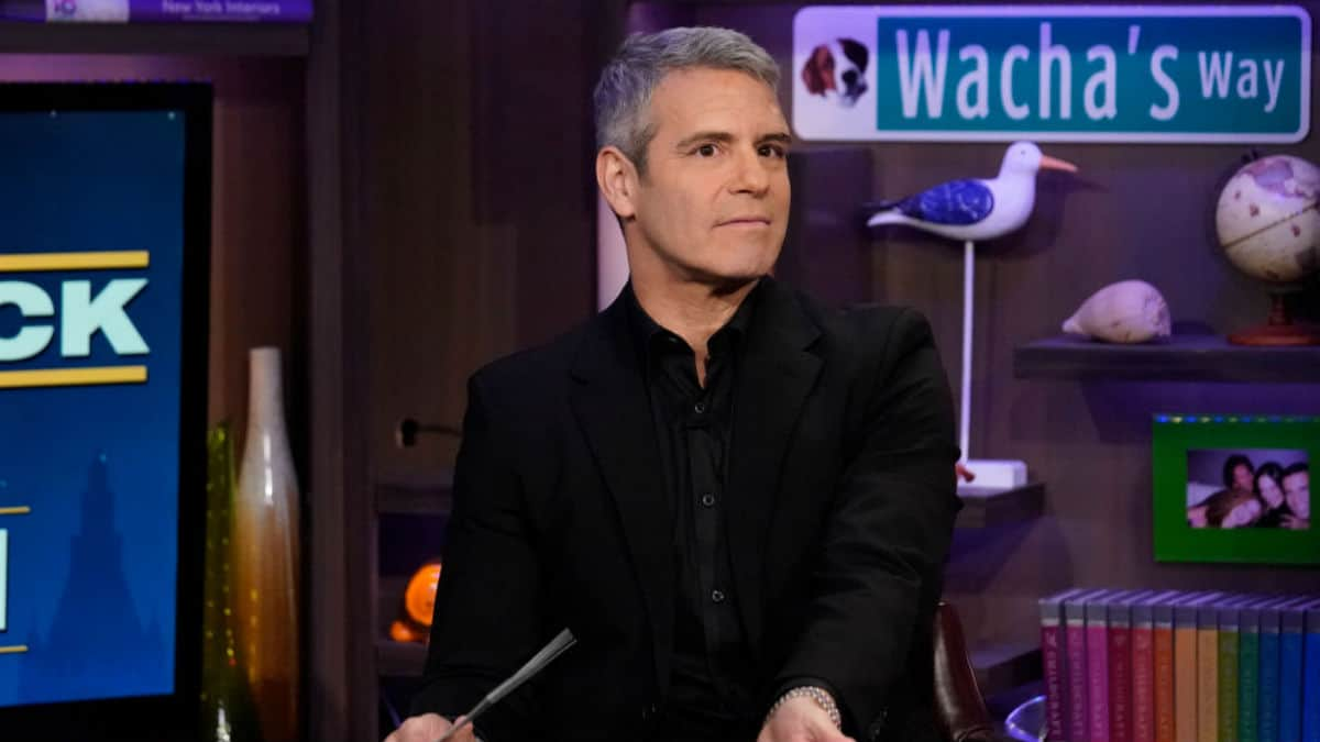 Andy Cohen reacts to Below Deck reunion fan outrage.
