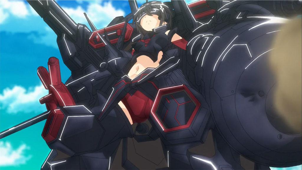 BOFURI Anime Machine God Maple Mech