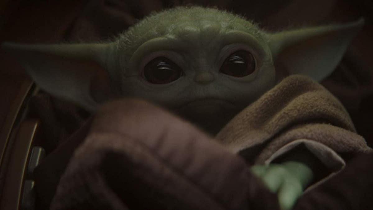 The Child, aka Baby Yoda