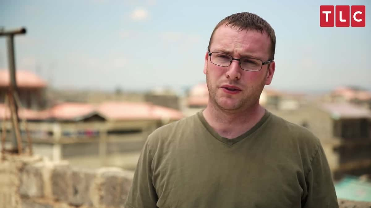 Ben Taylor in Kenya on 90 Day Fiance Before the 90 Days