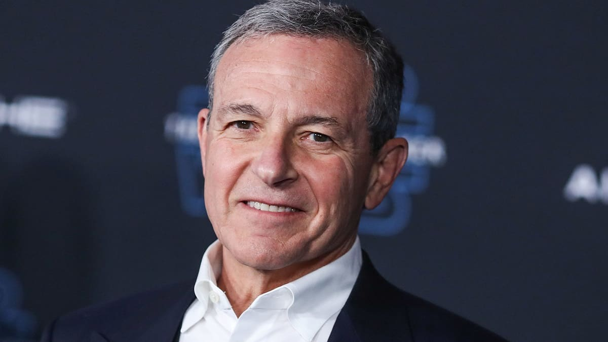 Former Disney CEO Bob Iger