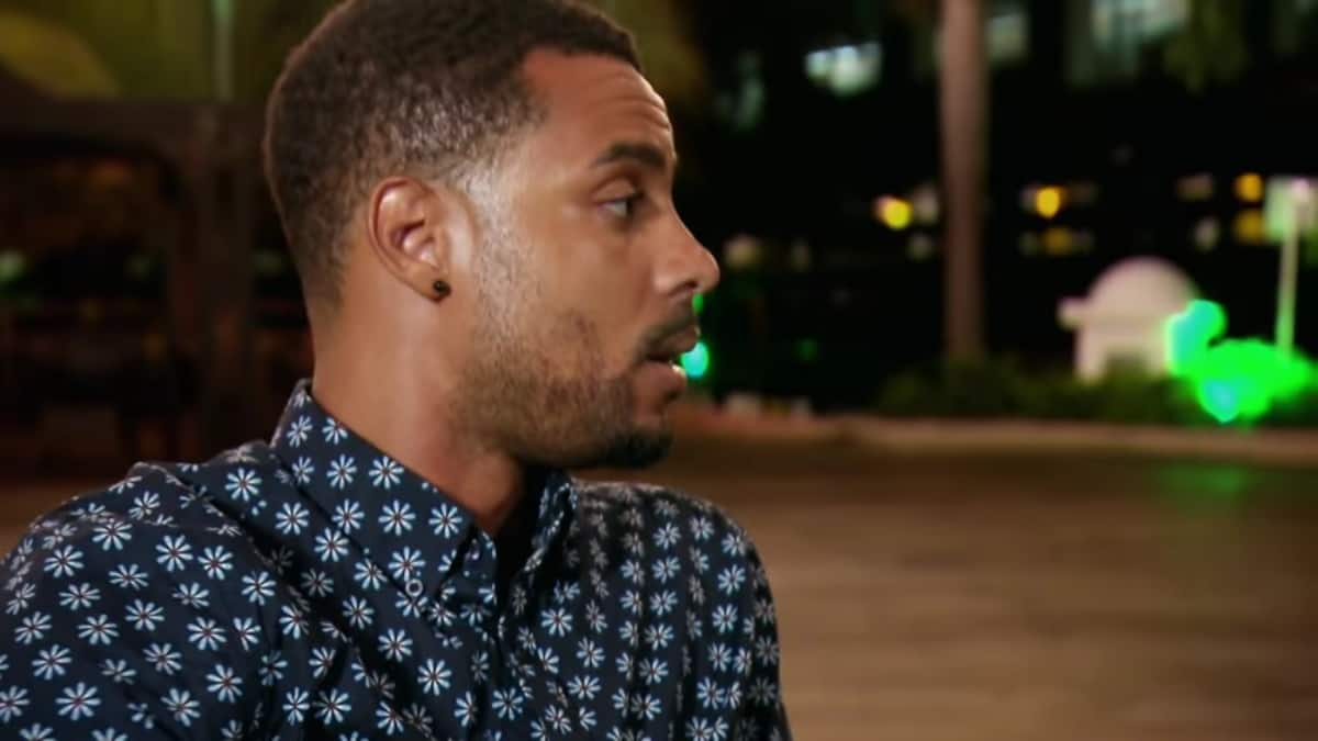 Brandon on Married at First Sight