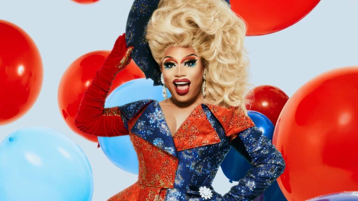 Brita has mastered the big hair game. Pic credit: VH1