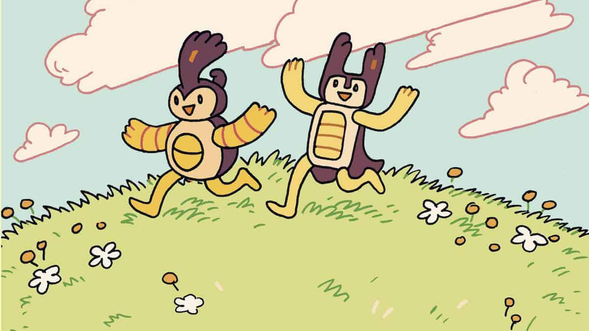 Bug Boys Cover