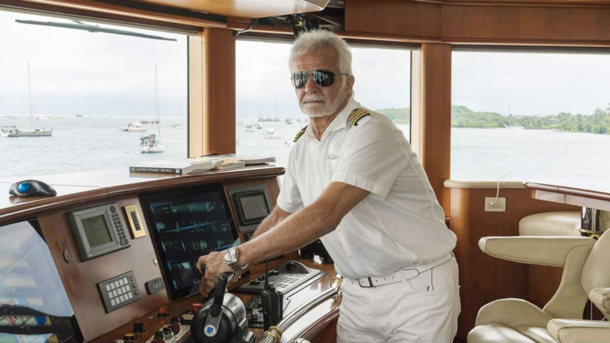 Captain Lee does have a favorite chief stew