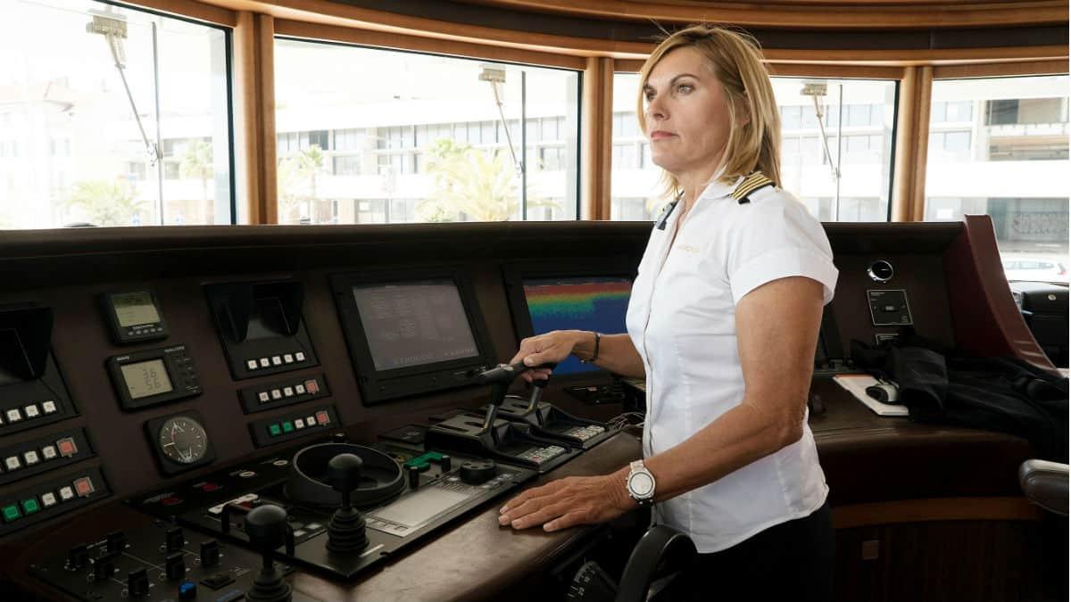 Below Deck Med star Captain Sandy talks heart attack.