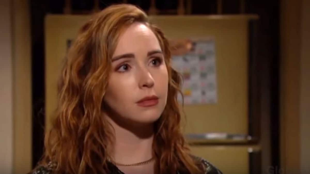 Camryn Grimes brings Cassie Newman back to The Young and the Restless.