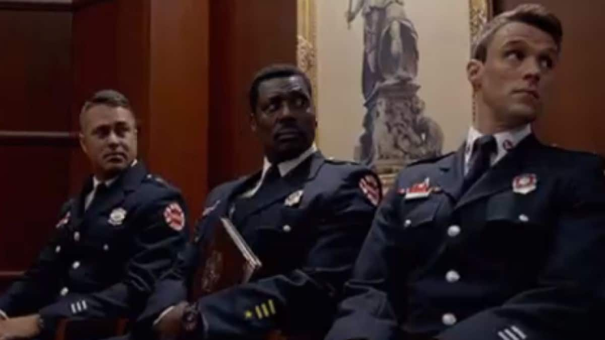 Chicago Fire Cast