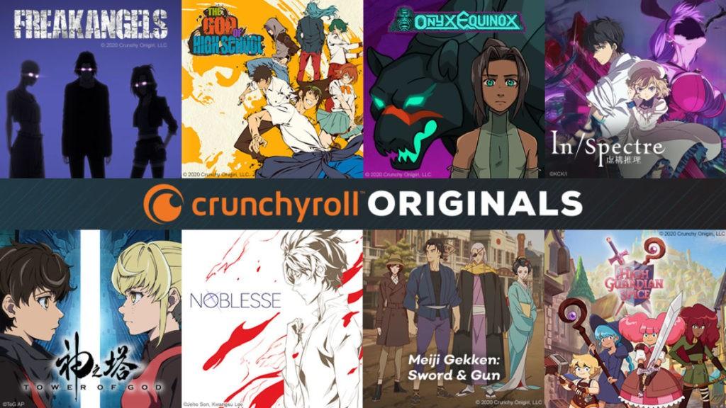 Crunchyroll Originals poster