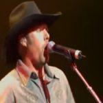 Country singer Daniel Lee Martin