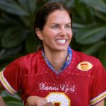 Danni On Survivor 40